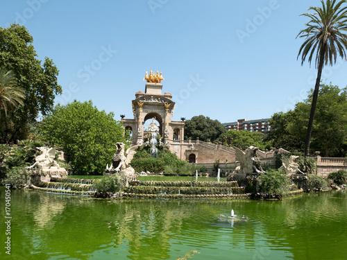 Aluminium Barcelona Parque ciudadela