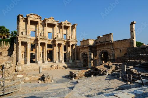 Ephesus Celsius Library