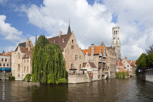 Papiers peints Bruges Rozenhoedkaai In Bruges