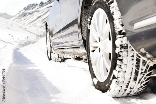 Poster winter car