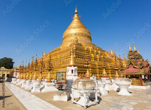 Aluminium Fyle Shwezigon Pagoda