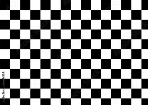 czarna-szachownica
