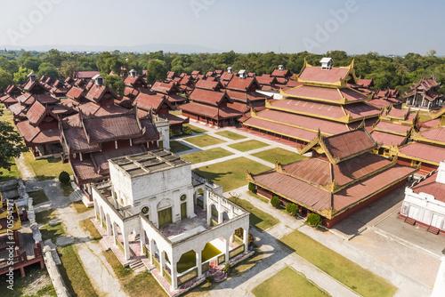 Aluminium Fyle Mandalay Palace