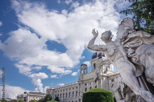 Wien, historische Architektur Poster