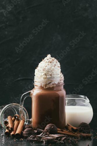 Aluminium Chocolade Hot Chocolate