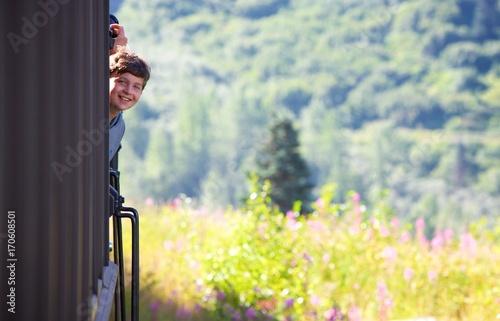 Alaskan Trains