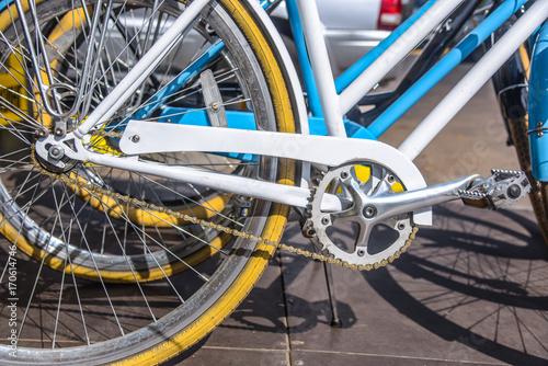 Foto op Plexiglas Fiets classic bicycle