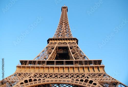 Fotobehang Eiffeltoren Torre Eiffel, París