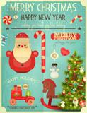 Christmas Greeting Card - 170625103