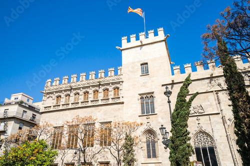Lonja Seda in Valencia, Spain