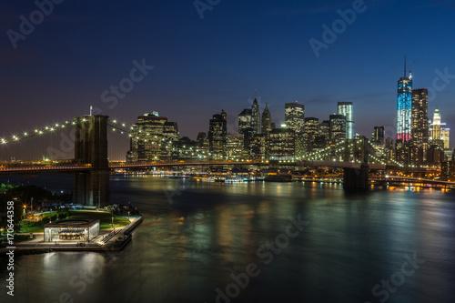 Papiers peints Brooklyn Bridge Brooklyn Bridge from Manhattan Bridge