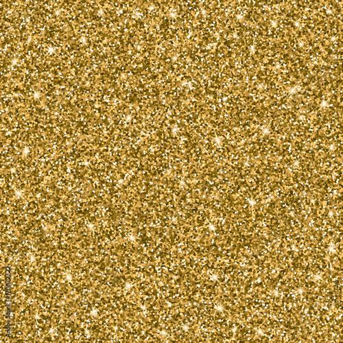 Złoty brokat jasne tło. Błyska, lśniąca tekstura z solidnym złotym połyskiem. Znakomity do kart okolicznościowych, luksusowe zaproszenie, reklama, certyfikat