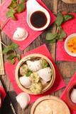 dim sum asian cuisine