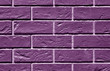 violet toned brick wall pattern.