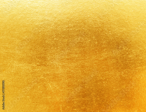 Plakat gold leaf