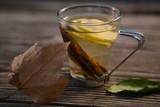 Close up of lemon tea - 170814157