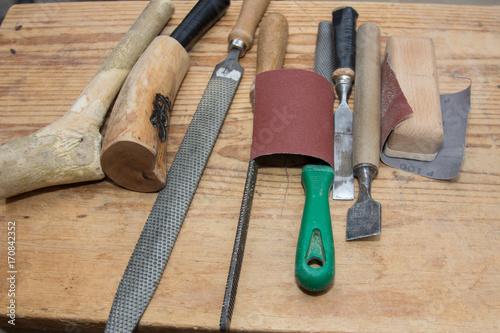 Strumenti Per Lavorare Il Legno : Attrezzi per lavorare il legno buy photos ap images detailview