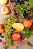 assorted autumn fruit - 170847573
