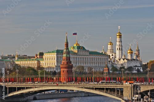 Papiers peints Moscou Moscow kremlin