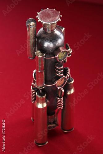 Foto op Aluminium Heelal настольная бензиновая зажигалка ручной работы