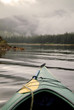 Kayaking in the Alaskan Wilderness. Paddling through and around the wild and wonderful islands of southeast Alaskan wilderness.