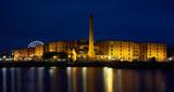 Albert Dock, Liverpool, England at Night - 170928393