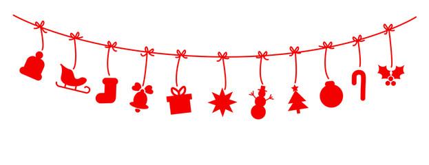 Weihnachtsschmuck dekorativ