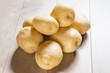 Yukon white potatoes