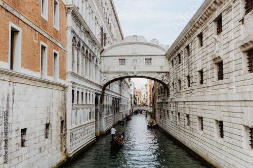 Foto op Canvas Milan Ponte dei Sospiri, Venice Italy