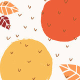 Abstract Autumn Background - 170957702