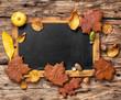 Seasonal autumn cookies - 170961790