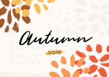 Abstract Autumn Design - 170964797
