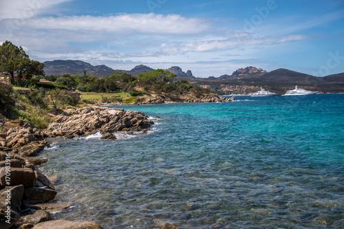Fotobehang Tropical strand Sardinien