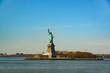 Liberty Island mit der Freiheitsstatue