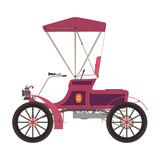 Carriage Horse  Cinderella Illustration Princess Silhouette Design Vintage  Fairstyle Coach Retro Wall Sticker