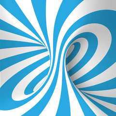 Striped abstract background. Vector illustration © dskalex