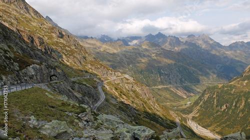 Foto op Plexiglas Bergen Sustenpass