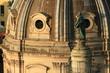 Roma, Chiesa del Santissimo Nome di Maria: veduta dalla terrazza delle quadrighe