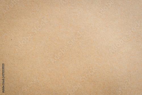 bliska Kraft brązowy papier tekstury i tła.