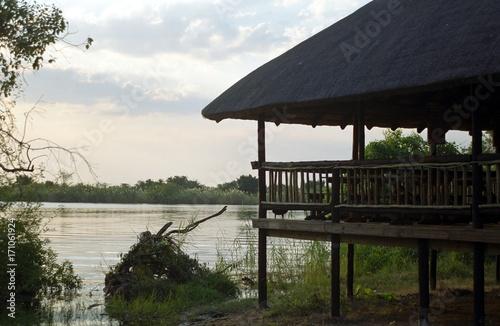 Foto op Plexiglas Zanzibar River Chobe, Kasane, Botswana