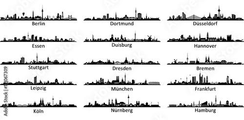 Skylines Germany