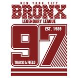 Bronx t-shirt graphics - 171077103