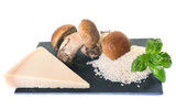 ingredients of risotto - 171095359