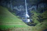 Iceland South Coast Waterfall