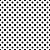 Polka dot series No.2, seamless pattern. Vector texture, background - 171106138