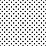 Polka dot series No.3, seamless pattern. Vector texture, background - 171106145