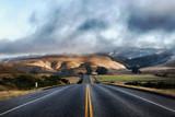 Asphalt road landscape - 171122373