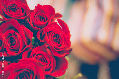 Fototapeta  rose bouquet