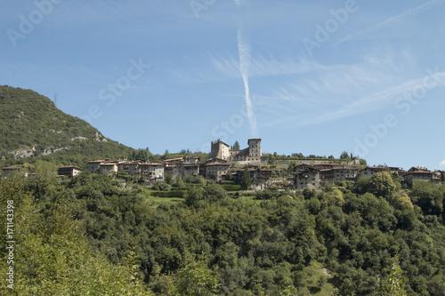 Fotobehang Khaki Tenno Italy