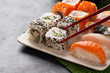 Sushi and maki set - 171219925
